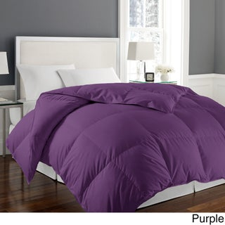 Hotel Grand Naples 700 Thread Count Medium Warmth Down Alternative Comforter (3 options available)