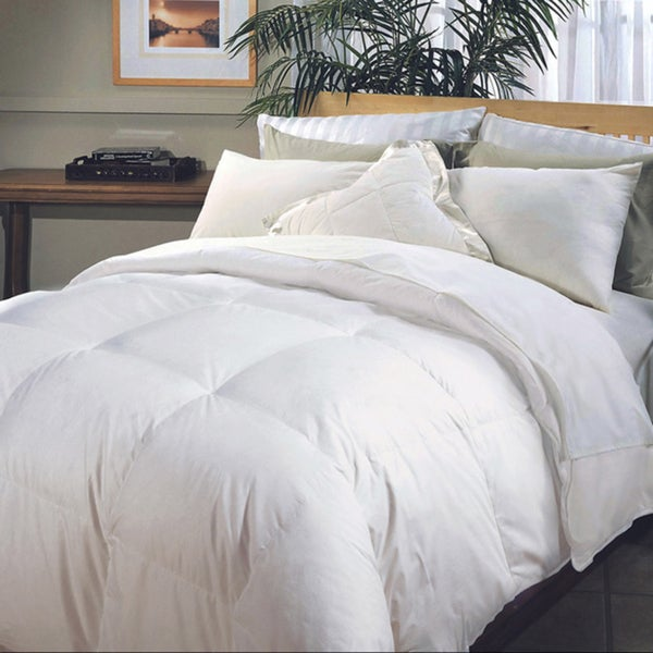 shop hotel grand naples 700 thread count medium warmth down alternative comforter on sale. Black Bedroom Furniture Sets. Home Design Ideas