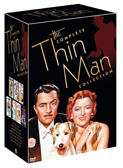 The Thin Man Collection (DVD)