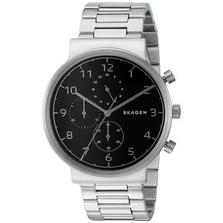 Skagen Men's SKW6360 'Ancher' Chronograph Stainless Steel Watch