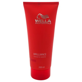 Wella Brilliance 6.8-ounce Conditioner for Colored Hair