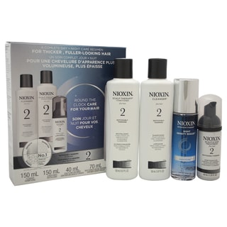 Nioxin System 2 Noticeably Thinning for Fine Hair 4-piece Kit