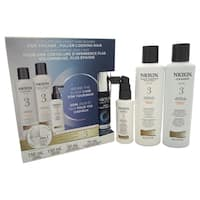 Nioxin System 3 Normal to Thin-Looking for Fine Hair 4-piece Kit