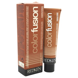 Redken Color Fusion 2.1-ounce Color Cream Natural Fashion 5CR Copper/Red