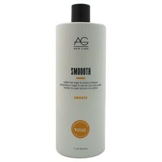 AG Hair Cosmetics Smooth 33.8-ounce Shampoo
