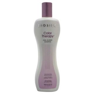 Biosilk Color Therapy 12-ounce Cool Blonde Shampoo
