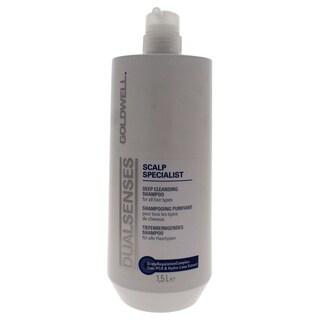Goldwell Dualsenses Scalp Specialist 1.5 Liter Deep Cleansing Shampoo