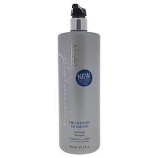 Kenra Platinum 31.5-ounce Thickening Shampoo