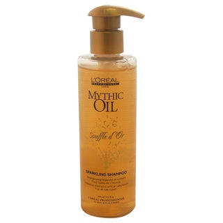 L'Oreal Paris Mythic Oil Souffle d'Or 8.5-ounce Sparkling Shampoo