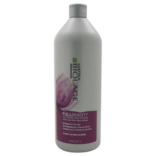 Matrix Biolage 33.8-ounce Full Density Thickening Shampoo