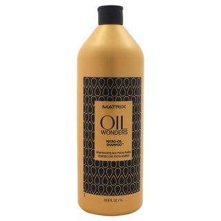 Matrix Oil Wonders 33.8-ounce Micro-Oil Shampoo