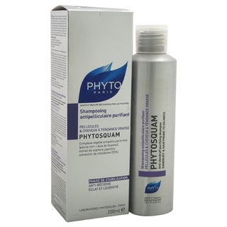 Phyto Phytosquam Anti-Dandruff 6.7-ounce Purifying Shampoo