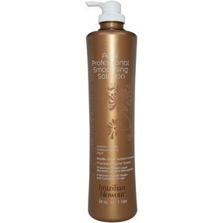 Brazilian Blowout Acai 34-ounce Professional Smoothing Solution