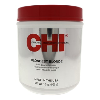 CHI 32-ounce Blondest Blonde Ionic Powder Lightener