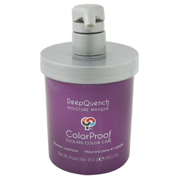ColorProof DeepQuench 16-ounce Moisture Masque