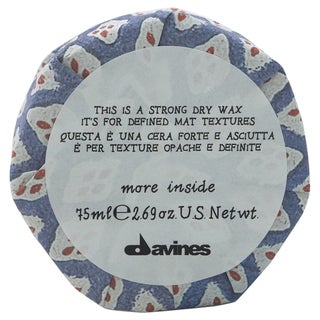 Davines This Is A Strong 2.69-ounce Dry Wax