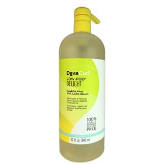 DevaCurl Low-Poo Delight 32-ounce Mild Lather Cleanser