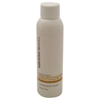 Keratin Complex Natural Keratin 4-ounce Smoothing Treatment for Blonde Hair