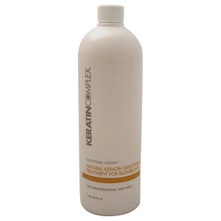 Keratin Complex Natural Keratin 33.8-ounce Smoothing Treatment for Blonde Hair