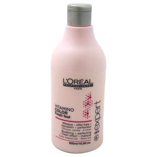 L'Oreal Professional Serie Expert 16.9-ounce Vitamino Color Fresh Feel Masque