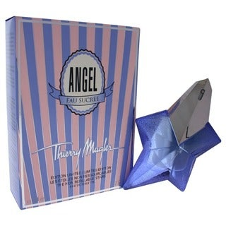 Thierry Mugler Angel Eau Sucree Women's 1.7-ounce Eau de Toilette Spray Limited Edition