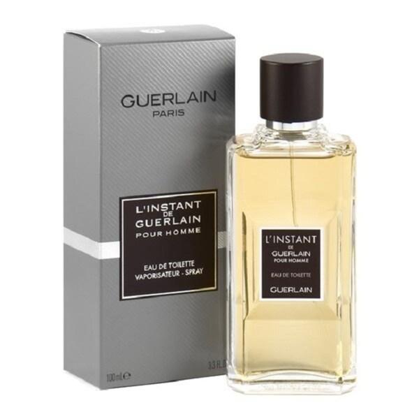 Pour Men's Ounce Toilette Guerlain 3 Eau De Spray Homme 3 L'instant 9IYWeHED2