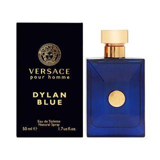 Versace Pour Homme Dylan Blue Men's 1.7-ounce Eau de Toilette Spray