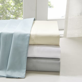 Madison Park Signature 600 Thread Count Infinity Cotton Oversized Sheet Set