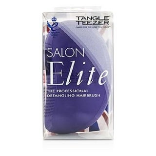 Tangle Teezer Salon Elite Detangling Hairbrush Purple Crush