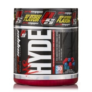 Mr. Hyde Intense Energy Pre Workout Supplement (30 Servings)