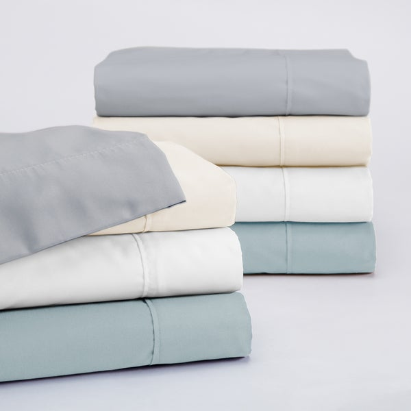 Home Fashion Designs Shanna Collection 1200 Thread Count Cotton Blend 6-Piece Sheet Set