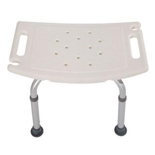 White Bath Chair