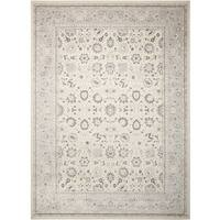 Rug Squared Ramsey Ivory Area Rug