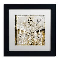 Color Bakery 'Chand 2' Matted Framed Art - Multi