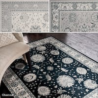 Rug Squared Ramsey Area Rug (9'3x12'9)