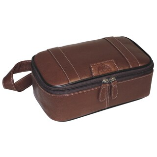 Dopp Country Saddle Top Zip Travel Toiletry Bag