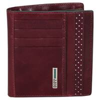 Dopp Beta ID Leather Convertible Cardex Wallet