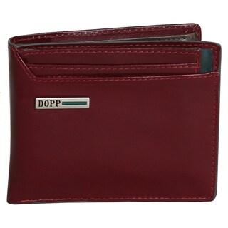 Dopp Men's Beta ID Convertible Thinfold Wallet