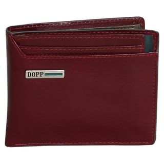 Dopp Men's Beta ID Convertible Thinfold Wallet