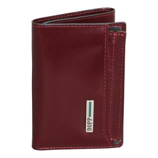 Dopp Beta RFID Leather Three-fold Wallet