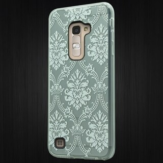 LG K7 Tribute 5 Crystal 3D Dream Catcher Black Case