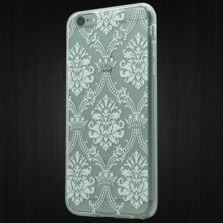 iPhone 6 Plus 3D White Crystal 5.5-inch Case