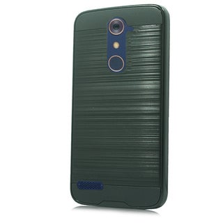 Brushed-style Case for (XL) ZTE Imperial MAX Z963 (CDMA)