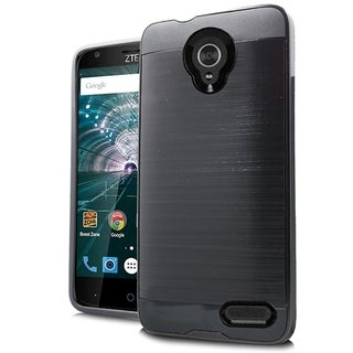 Samsung Galaxy J7 (2015) Silver XL Brushed Case