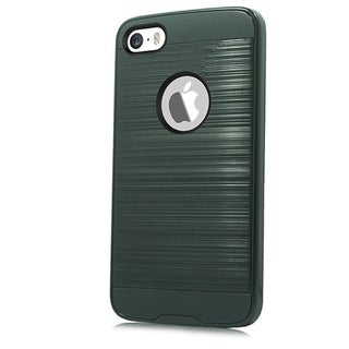 iPhone 7 Plus Silver XL Brushed Case