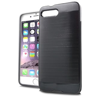 iPhone 7 Brushed Silver Case