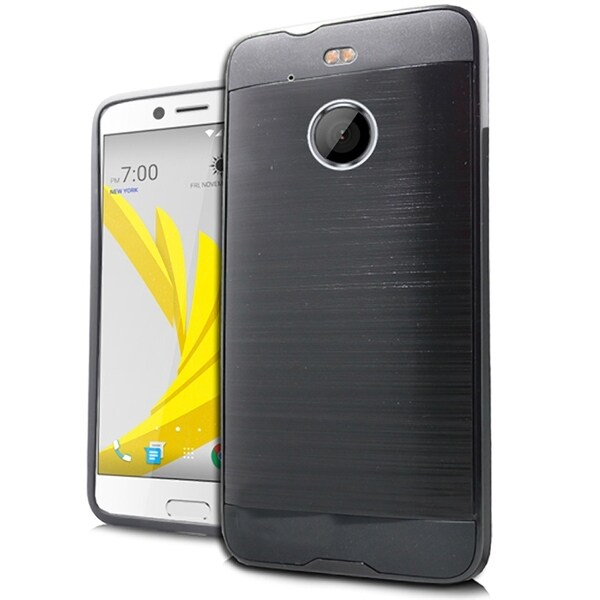 Google Pixel Silver XL Brushed Case
