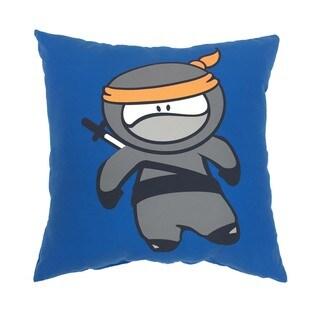 Ninja Decorative Throw Pillows