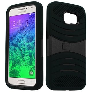 Samsung Galaxy S4 Polycarbonate Armor Case With Stand