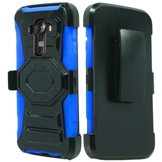 LG G4 Blue Stealth Holster Case